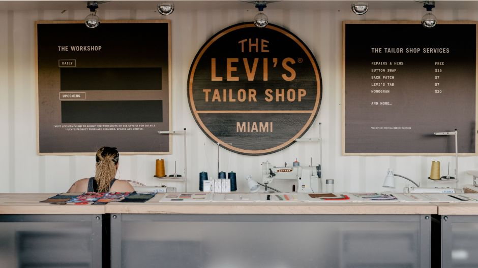 Made by Levi's: neuster Pop-up-Store in Miami