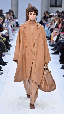 Mailand Fashion Week: Max Mara H/W 2020/21