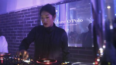 Marc O'Polo: Launch-Party mit Peggy Gou in Stockholm