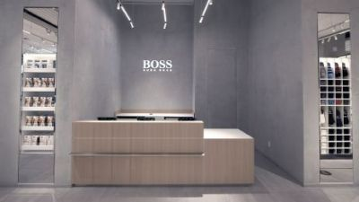 Boss lanciert neues Ladenkonzept in New York