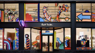 Store to watch: Paul Smith in Los Angeles