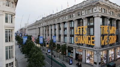 Selfridges: Project Earth