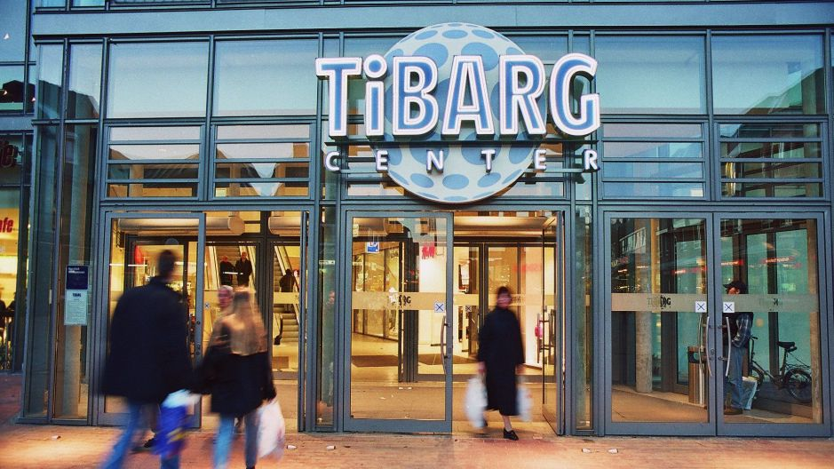 Platz 8: Tibarg-Center in Hamburg (Note: 1,86)