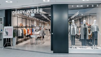 Store des Tages Herbst 2020: Gerry Weber in Wien