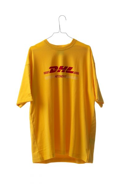 """DHL""-Shirt, Vetements, 2018"