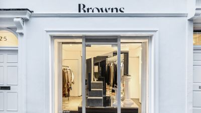 Browns in London: South Molton Street Store