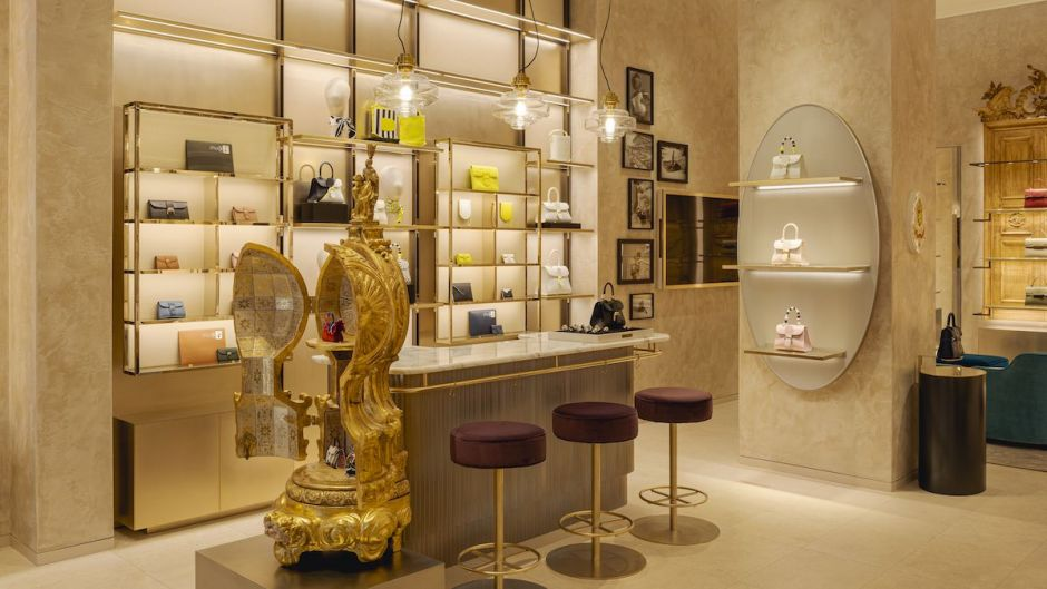 Store to watch: Delvaux in Paris