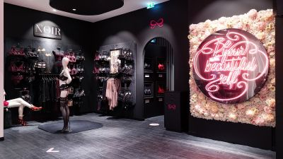 Store to watch: Hunkemöller auf dem Kudamm