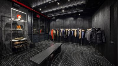 Store to watch: Der neue Mackage-Store in New York