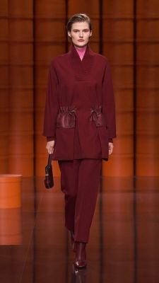 Paris Fashion Week: Hermès H/W 2021/22