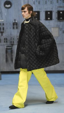 Paris Fashion Week: Raf Simons H/W 2021/22