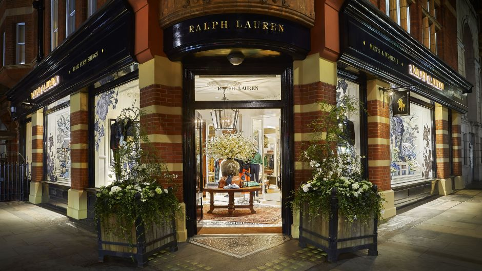 "Store to watch: ""World of Ralph Lauren""-Store am Londoner Sloane Square"