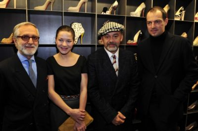 Gallery: Cocktails mit Christian Louboutin