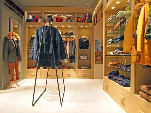 newest 74de5 0050a Unternehmen: Woolrich: Zweiter Store in München