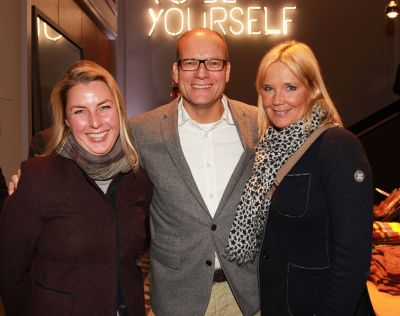 Housewarming bei Marc O'Polo