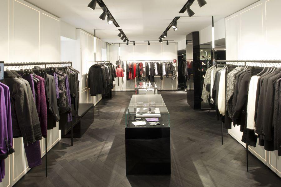 standorte karl lagerfeld zwei stores in m nchen. Black Bedroom Furniture Sets. Home Design Ideas