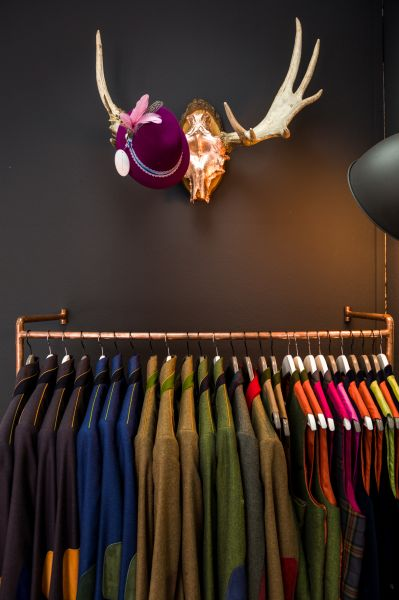l den amsel fashion er ffnet ersten store in m nchen. Black Bedroom Furniture Sets. Home Design Ideas