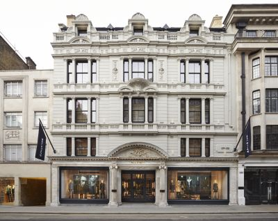 Gallery: Belstaff House, London