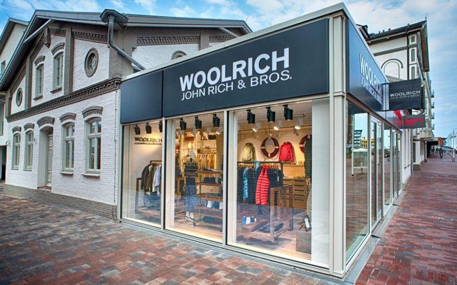 Woolrich Store Nürnberg