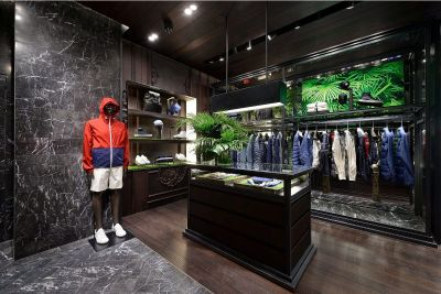 Gallery: Moncler, Moskau
