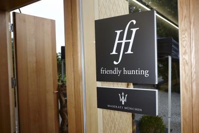 Gallery: Friendly Hunting