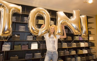 Gallery: Toni Garrn for Closed: Store-Event in Hamburg