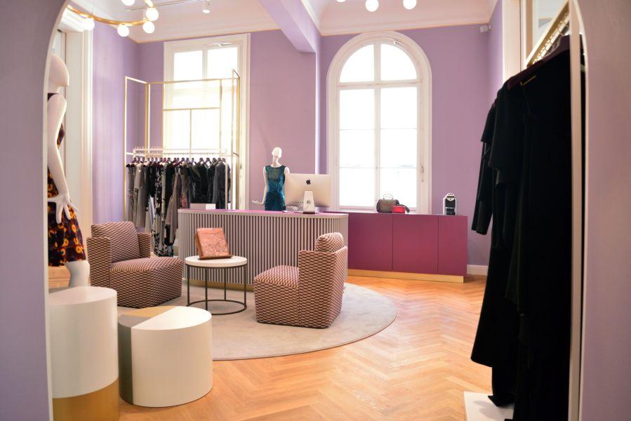 unternehmen talbot runhof neuer flagship store in m nchen. Black Bedroom Furniture Sets. Home Design Ideas