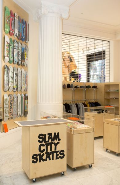 trends brettspiel inszenierungs ideen rund um skateboarding. Black Bedroom Furniture Sets. Home Design Ideas