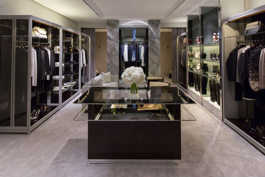 unternehmen tom ford er ffnet flagship store in m nchen. Black Bedroom Furniture Sets. Home Design Ideas