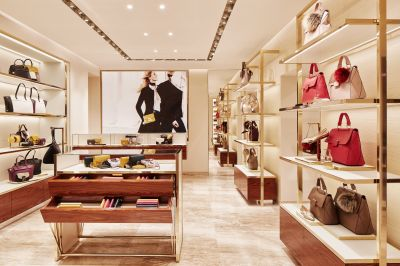 Gallery: Furla-Flagship-Store in Rom