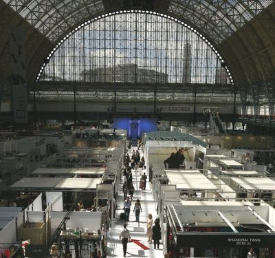 850 Labels zeigen auf der Pure London im August