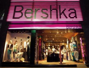 Hamburg bershka in Bershka opens