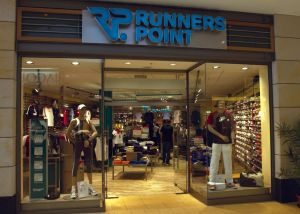 Runners Point will mit Franchise-Partnern den Schweizer Markt betreten
