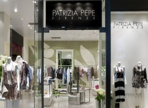 Weitere Patrizia Pepe-Stores sind in Planung.