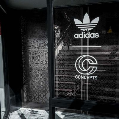 Adidas X Concepts