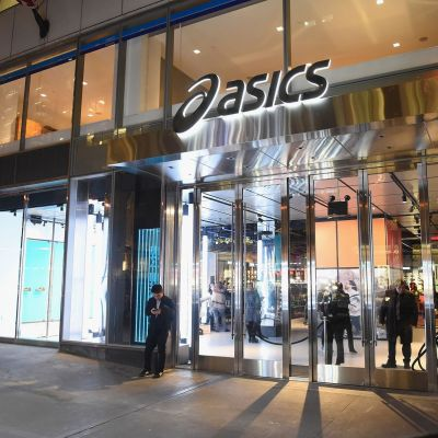 Der neue Asics-Store in New York