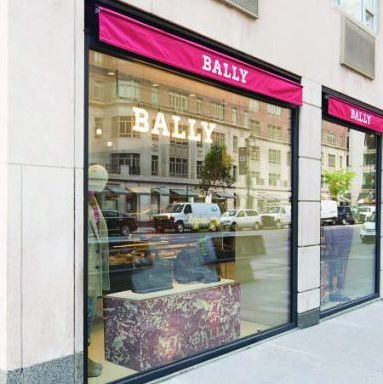 Bally-Store in New York