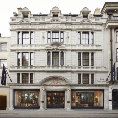 Belstaff House in der New Bond Street