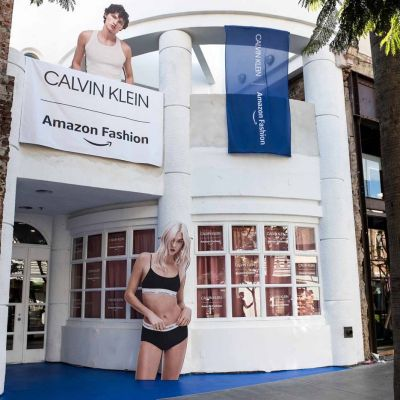 Calvin Klein X Amazon Fashion