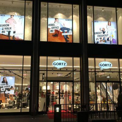 c24deaf8a363c1 Der neue Store im Geschäftskomplex Upper West ist der größte Görtz-Store in  Berlin