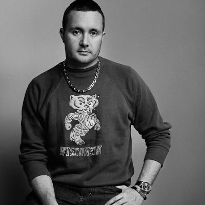 Menswear-Designer Kim Jones