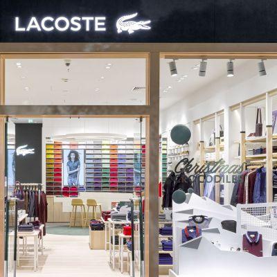 Unternehmen: Lacoste Deutschland: Wachstum auf allen Ebenen