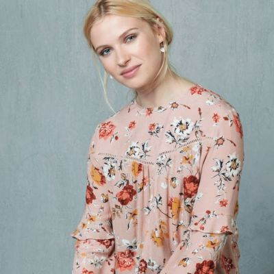 Laura Ashley-Lookbook Herbst/Winter 2017