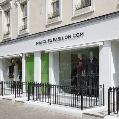 Matchesfashion-Store in London