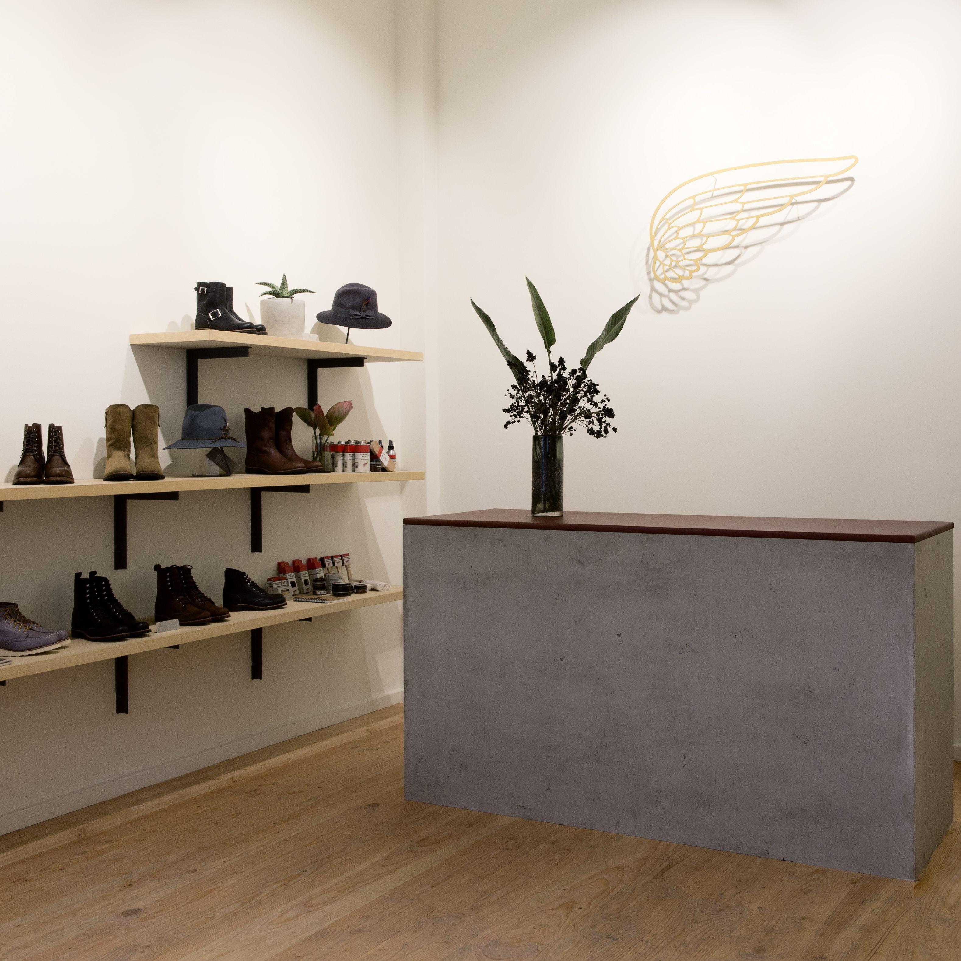 erster damen laden store des tages red wing heritage women 39 s in berlin. Black Bedroom Furniture Sets. Home Design Ideas