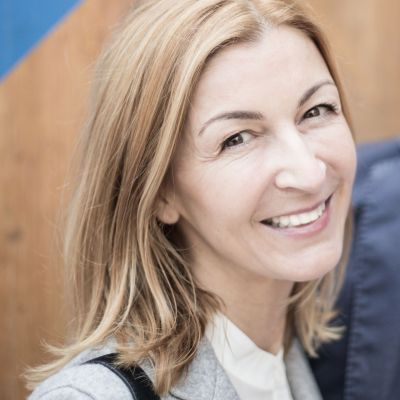 Vicki Bieber ist Director International Business Development bei Airfield.