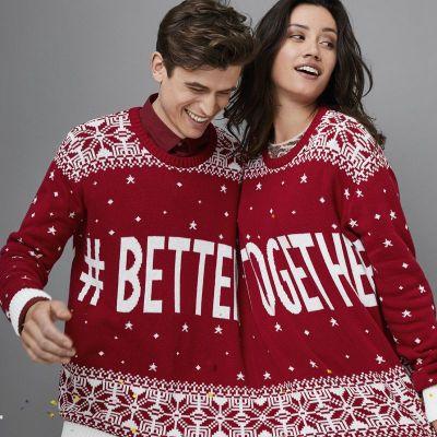 Hype um Christmas-Sweater  Crazy Christmas f942eb4047