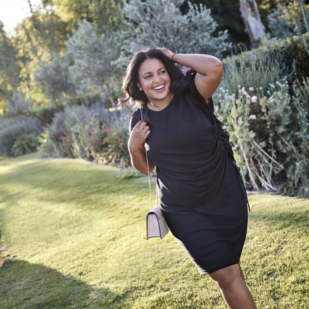 Werbemotiv der neuen Marks & Spencer-Plus Size-Kollektion Curve Collection