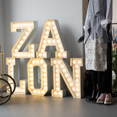Der Pop-up Styling Salon von Zalon