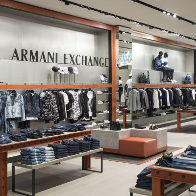 A|X Armani Exchange in Mall of Berlin